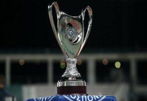 Τελικός Κυπέλλου: ΑΕΚ-Ολυμπιακός 0-1 (Ημίχρονο)