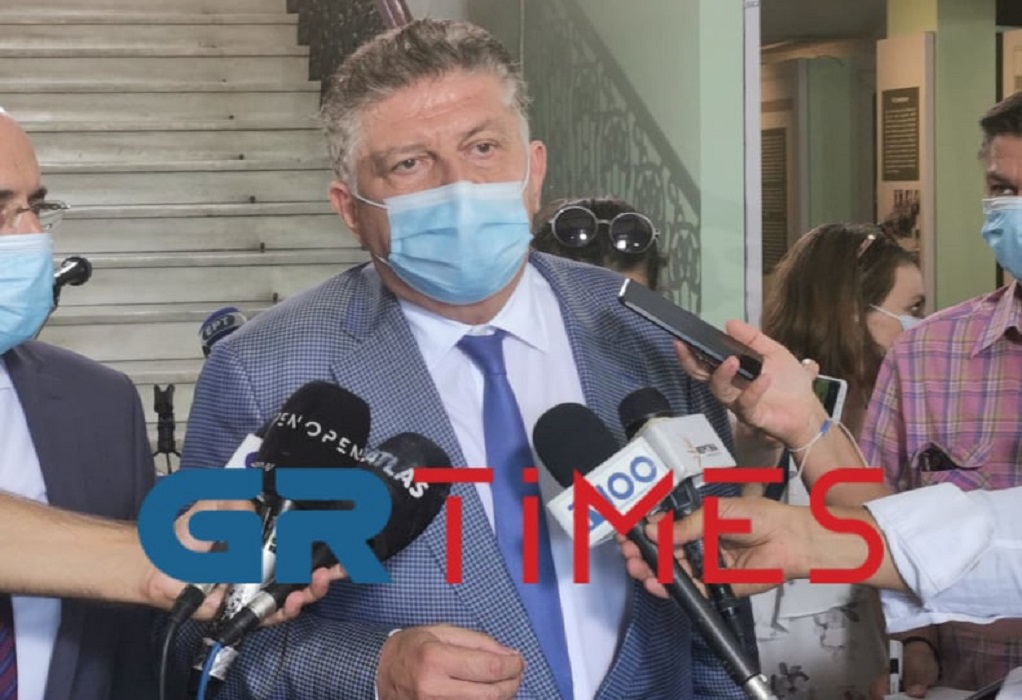 Κωνσταντόπουλος: Οι εξαγωγές να φτάσουν στο 24% του ΑΕΠ