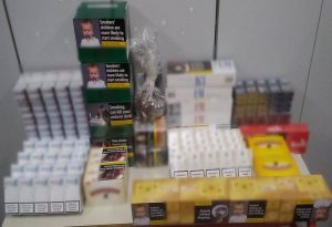 Φλώρινα: Μια σύλληψη για λαθραία τσιγάρα