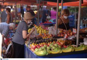 Λαϊκές αγορές: Μείωση ημερήσιου τέλους ζητούν οι πωλητές