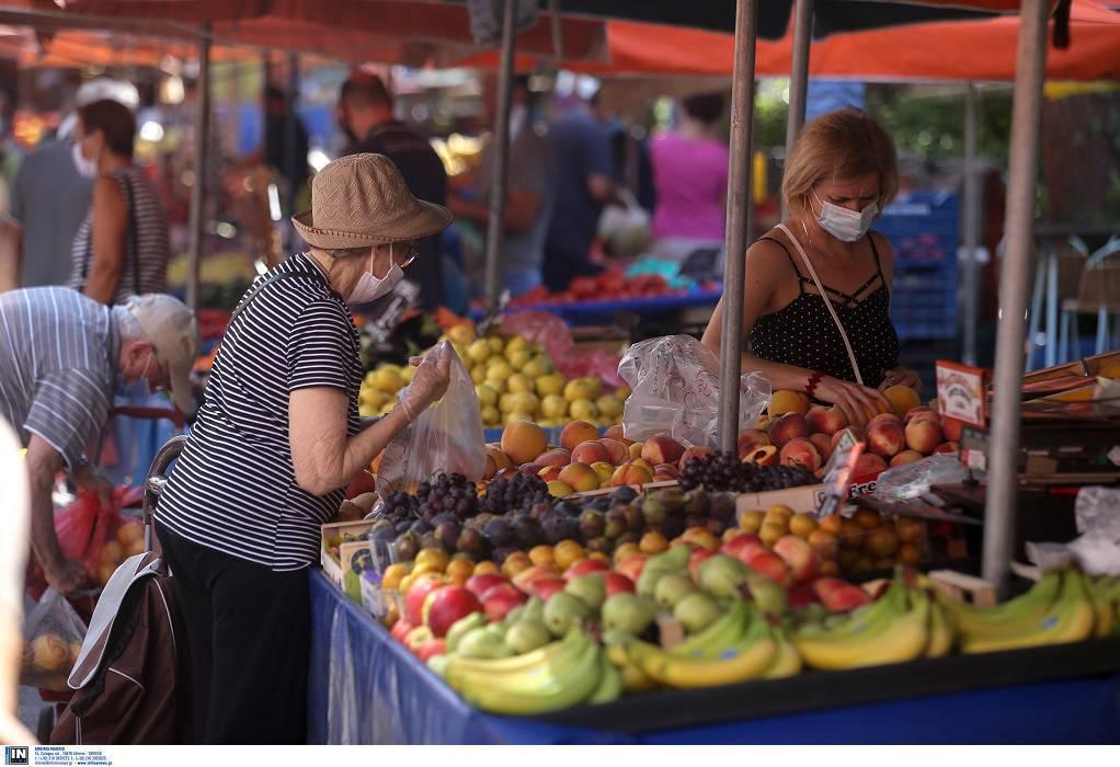 Σε διαβούλευση το ν/σχ για τις Λαϊκές Αγορές- τι προβλέπει