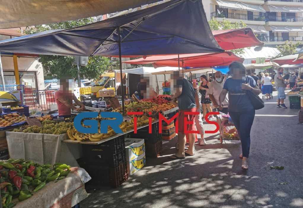 Δερετζής: Σε 5 χρόνια δεν θα υπάρχουν λαϊκές αγορές, ούτε ελληνικά προϊόντα