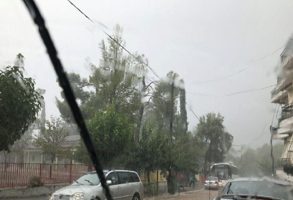 «Ιανός»: Εκκενώθηκε νηπιαγωγείο στη Λαμία