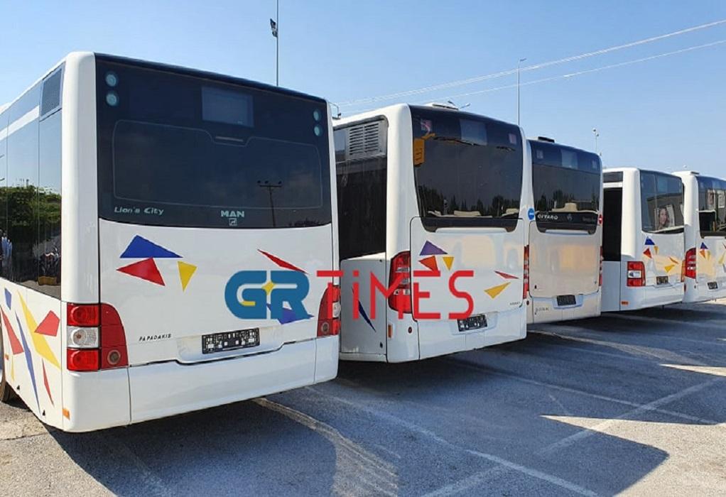 Απάντηση Καραμανλή στον ΣΥΡΙΖΑ για τα 50 λεωφορεία του Δήμου Θεσσαλονίκης