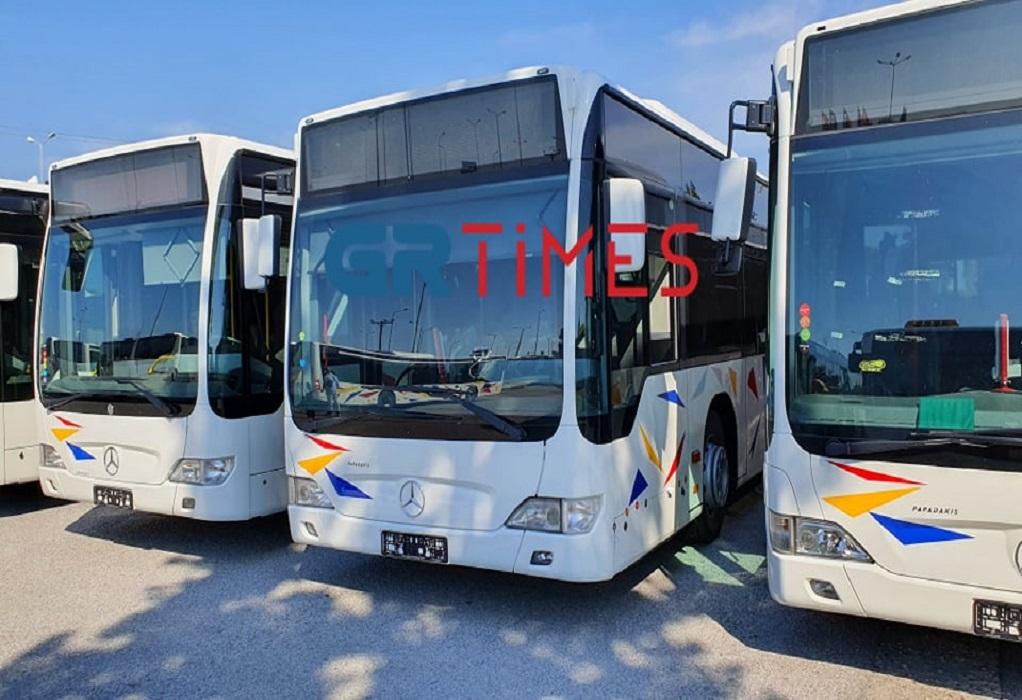 ΟΑΣΘ: Ενισχύεται τον Οκτώβριο με 70-80 νέα λεωφορεία