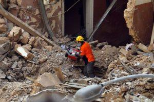 Βηρυτός: Ίχνη ζωής κάτω από τα χαλάσματα κτηρίου