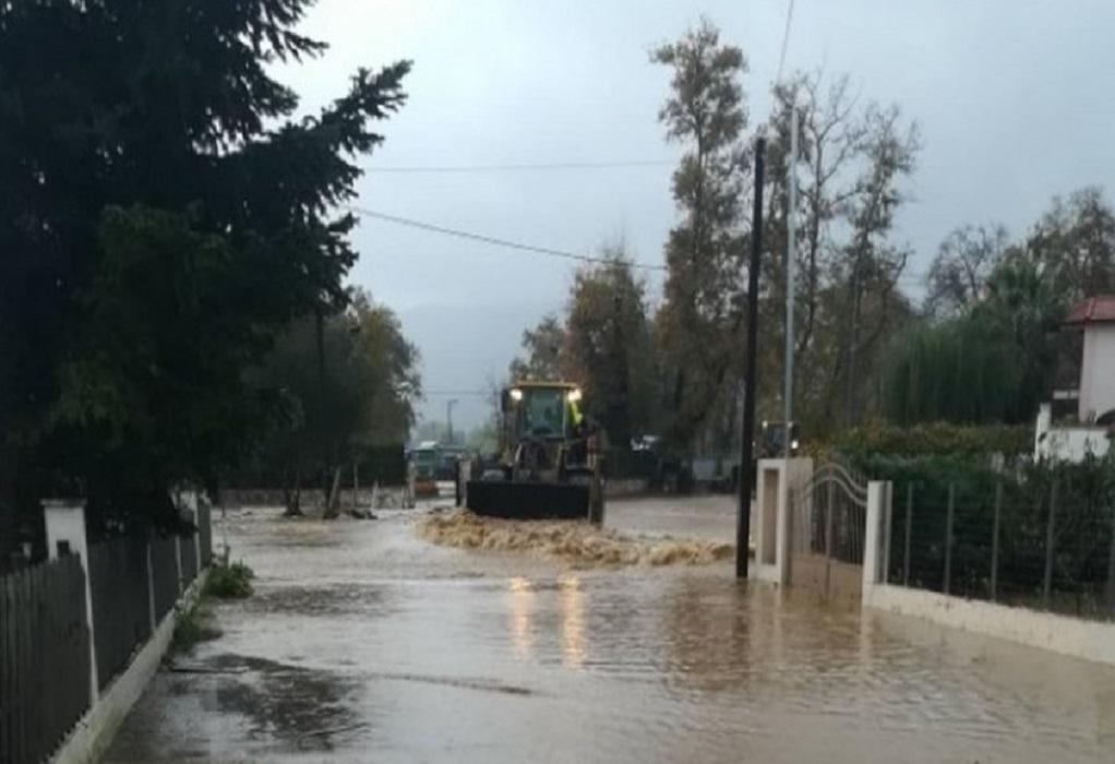Σε κατάσταση έκτακτης ανάγκης ο δήμος Μακρακώμης Φθιώτιδας