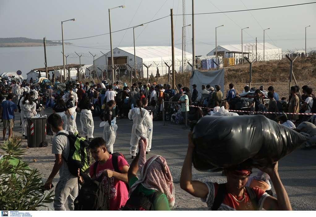 Συνεχίζεται η επιχείρηση της Αστυνομίας στο Καρά Τεπέ (ΦΩΤΟ)