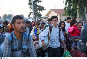 «Αγνοούνται» 32.000 μετανάστες