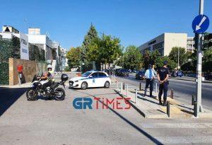 Έφτασε στη ΔΕΘ ο πρωθυπουργός, Κ. Μητσοτάκης