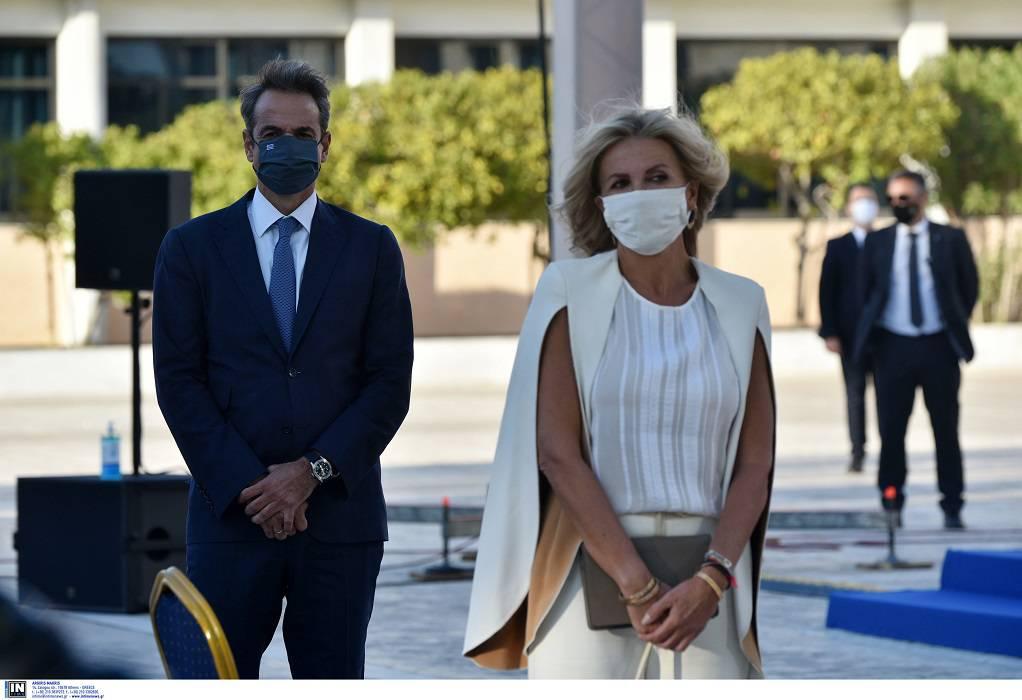 """Στην εκδήλωση """"Θερμοπύλες – Σαλαμίνα 2020"""" ο Κ. Μητσοτάκης"""