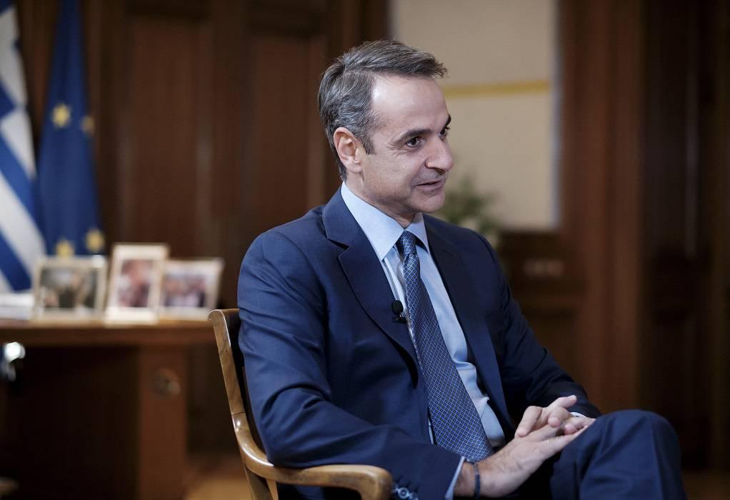 Κ. Μητσοτάκης-Economist: Η Τουρκία θα έχει απέναντί της την Ευρώπη
