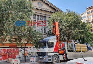 Αγορά Μοδιάνο: Αρχίζουν οι εργασίες αποκατάστασης