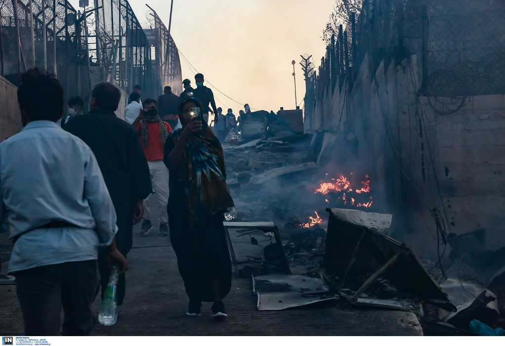 ΜΚΟ: Άμεση μεταφορά των ανθρώπων στην ενδοχώρα