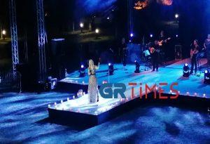 Θεσ/νικη: Με αυστηρά μέτρα η συναυλία της Ν. Θεοδωρίδου (ΦΩΤΟ-VIDEO)