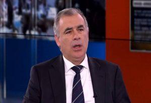 Γ. Παναγιωτακόπουλος: Ανησυχούν ιδιαίτερα οι δομές φιλοξενίας (ΗΧΗΤΙΚΟ)