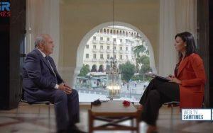 Ν. Παπαθανάσης: Αν είχαμε ακούσει τον Κωνσταντίνο Μητσοτάκη δεν θα είχαμε μνημόνια (VIDEO)