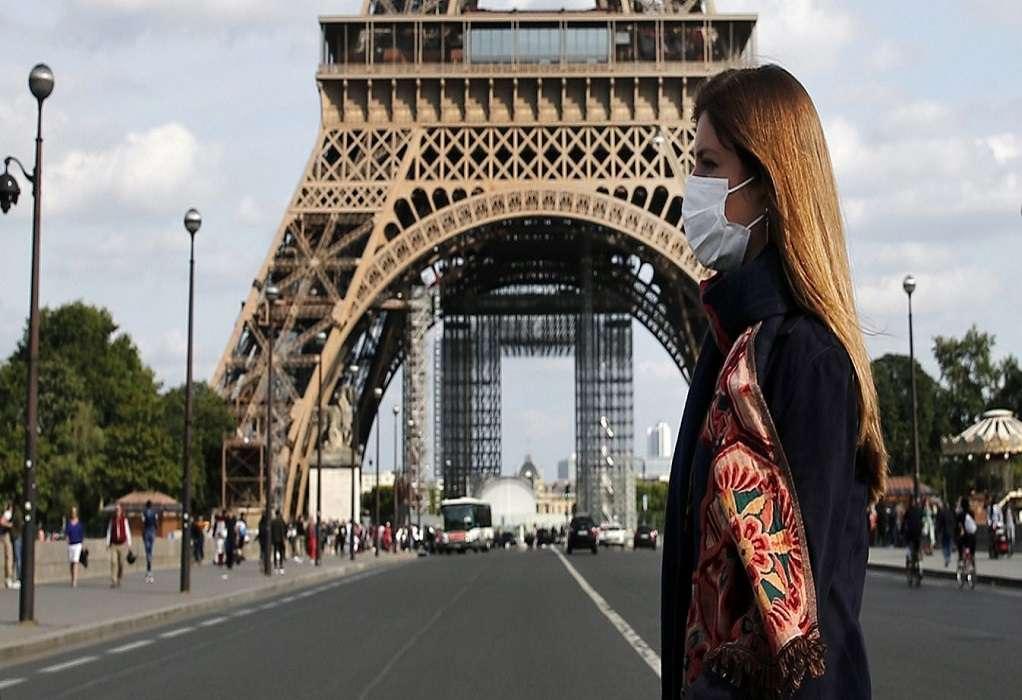 Γαλλία – Κορωνοϊός: Μείωση κρουσμάτων μια μέρα πριν ανοίξουν τα καταστήματα