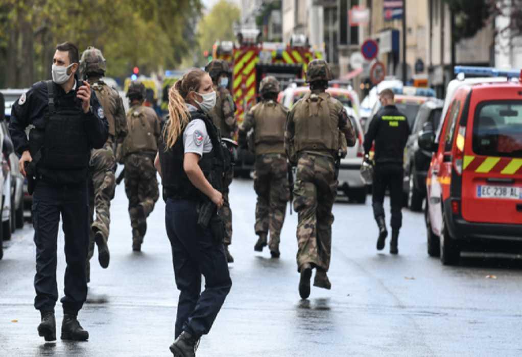 Επίθεση με ματσέτα στο Παρίσι: Δύο συλλήψεις – 4 τραυματίες (VIDEO)