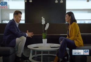 Π. Χρηστίδης: Θα είμαστε πάλι πρωταγωνιστές- Είναι στο DNA μας (VIDEO)