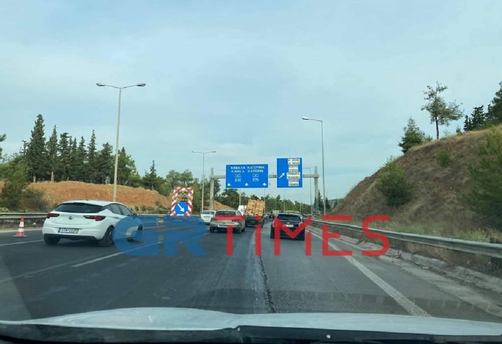 Εργασίες συντήρησης στην Π.Ο Θεσσαλονίκης από την Πέμπτη