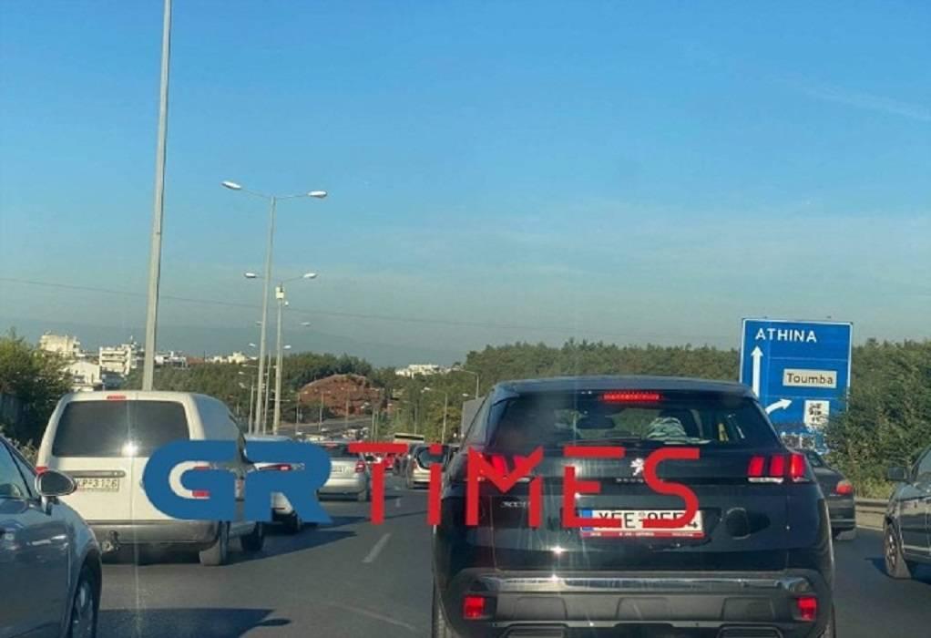 Σταμάτα – ξεκίνα στον Περιφερειακό Θεσσαλονίκης με κατεύθυνση Ανατολικά