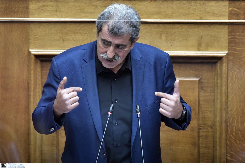 """Πολάκης σε Τσιόδρα: """"Τι μπούρδες είναι αυτές κ. Σωτήρη μου;"""""""