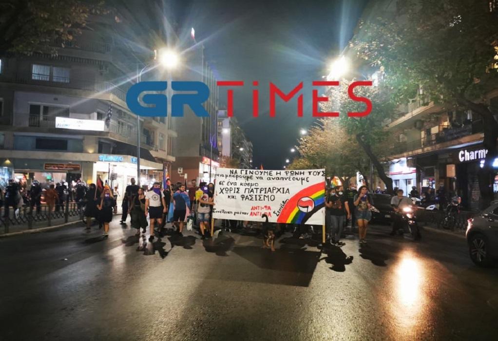 Θεσσαλονίκη: Πορεία μνήμης για τον Ζακ Κωστόπουλο (ΦΩΤΟ-VIDEO)