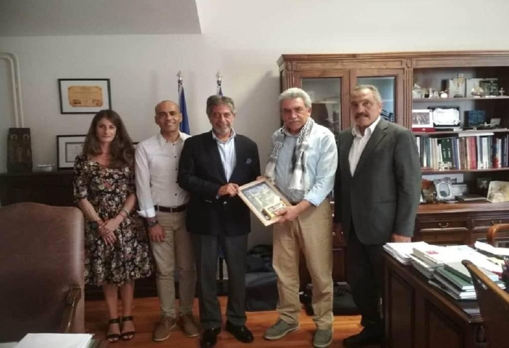 Πρέσβης Παλαιστίνης: Περιοδεία στη Βορειοδυτική Ελλάδα