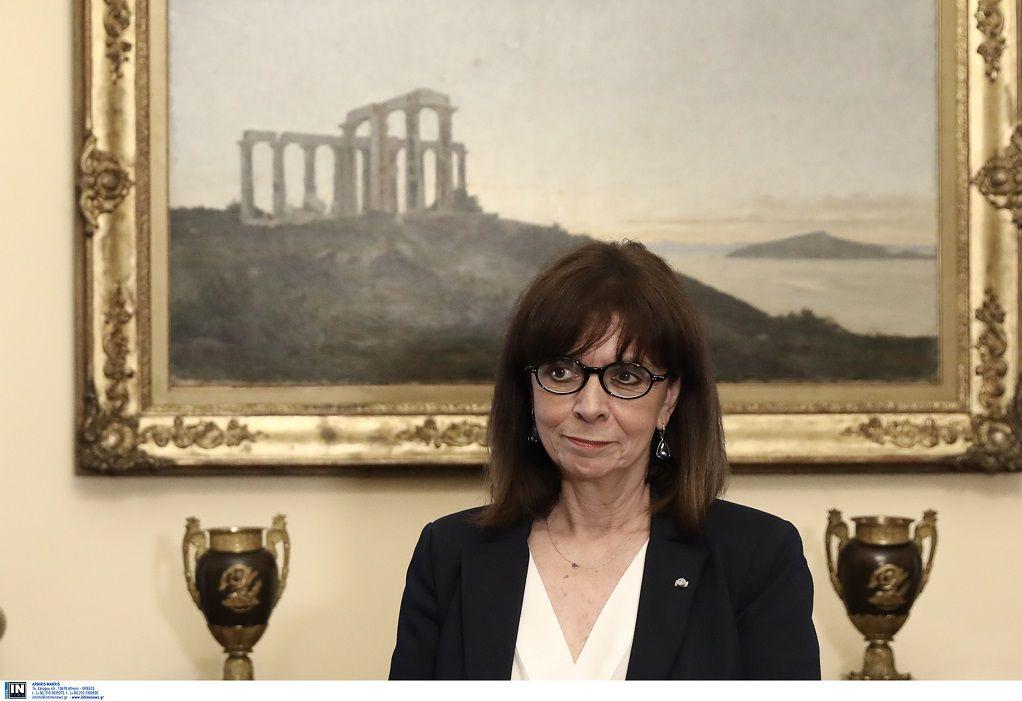 ΠτΔ: Να αγωνιστούμε για την επανένωση της Κύπρου