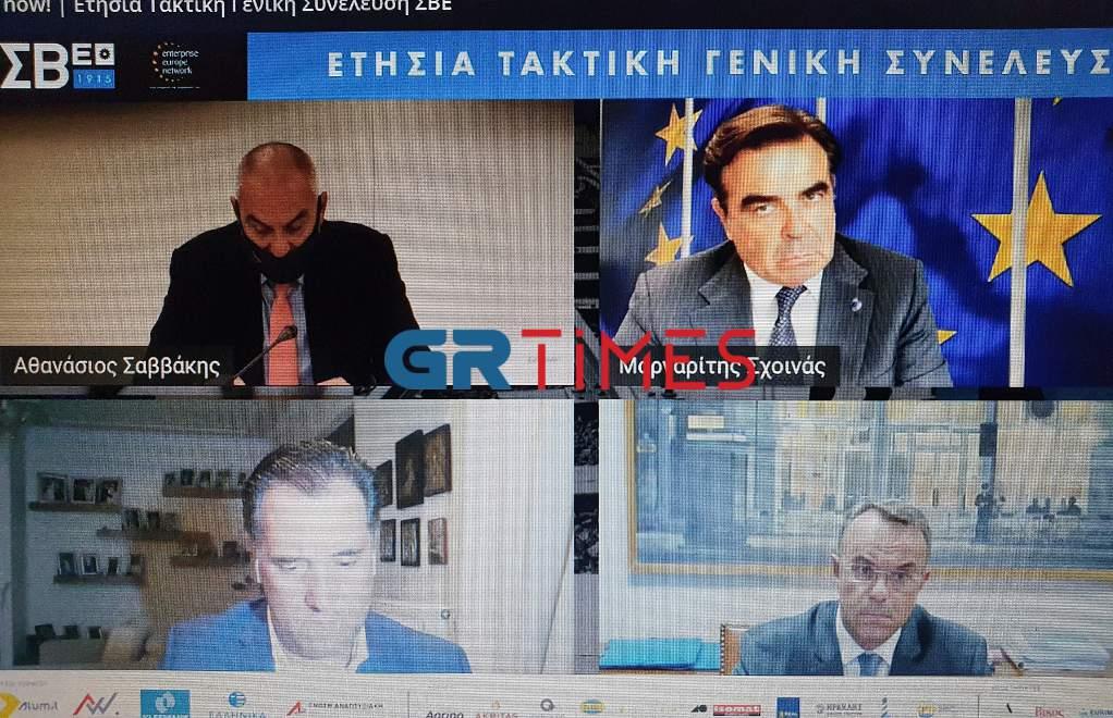 Σχοινάς: Τώρα η ώρα των αποφάσεων για την Τουρκία