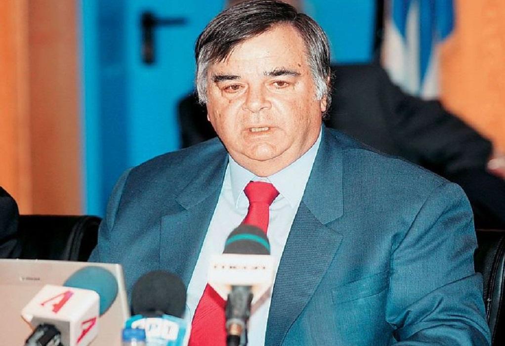 Πέθανε ο πρώην πρύτανης του ΕΜΠ, Σίμος Σιμόπουλος