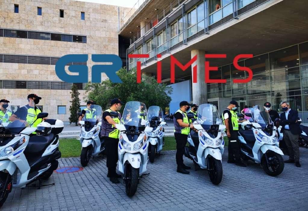 Θεσσαλονίκη: Εννέα κρούσματα κορωνοϊού στη Δημοτική Αστυνομία