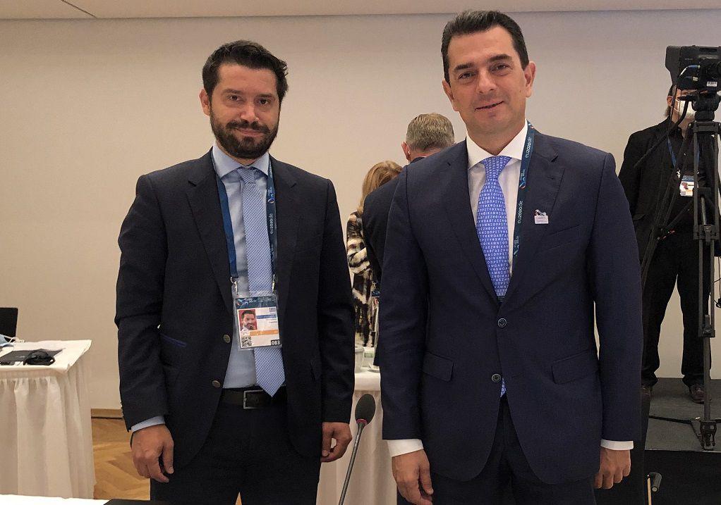 Σκρέκας και Μπαγινέτας στο άτυπο Συμβούλιο Υπουργών Γεωργίας της ΕΕ