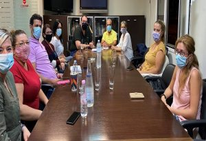Διαβατά: Σύσκεψη για τα κτηριακά προβλήματα σχολείων