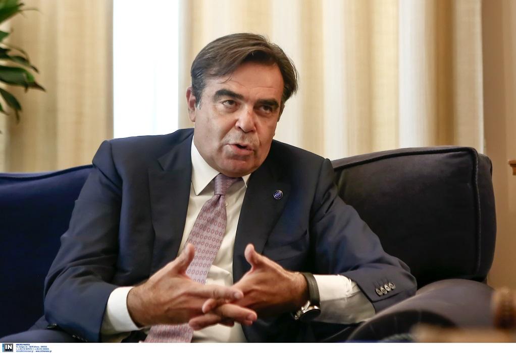Μ. Σχοινάς: «Στο τραπέζι» η πρόταση για το νέο Σύμφωνο