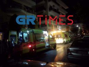 Καλαμαριά:Άνδρας έχασε τις αισθήσεις του στον δρόμο (ΦΩΤΟ-VIDEO)