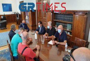 ΠΟΕΔΗΝ: Τα αιτήματα που κατέθεσαν σε Γεωργιάδη – Καράογλου (VIDEO)