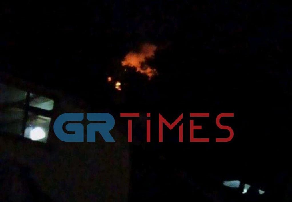 Σάμος: Σύλληψη υποκινητή του εμπρησμού κοντά στο ΚΥΤ