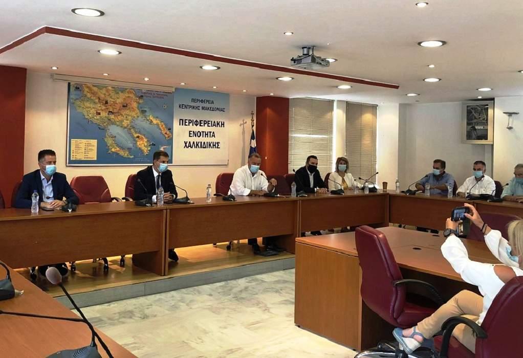 Χαλκιδική: Τι ζήτησαν οι φορείς από τον υπ. Τουρισμού