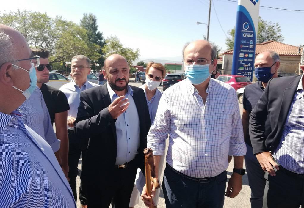Χατζηδάκης: «Ναι» στα εργοστάσια επεξεργασίας απορριμμάτων