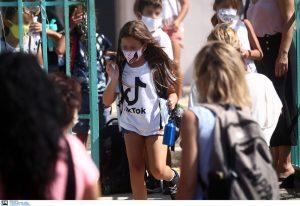 Πότε θα γίνεται το «διάλειμμα μάσκας» στα σχολεία
