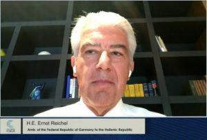 Έρνστ Ράιχελ: Να ξεκινήσουν άμεσα οι συζητήσεις Ελλάδας – Τουρκίας