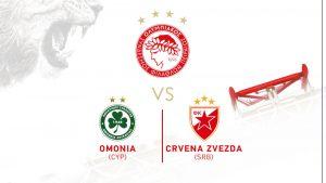 Champions League: Με Ομόνοια ή Ερυθρό Αστέρα στα play-off ο Ολυμπιακός