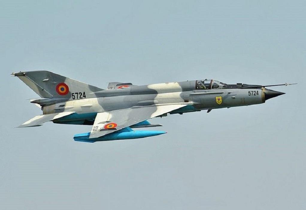 Συνετρίβη MIG-21 στην Σερβία – Νεκρός ο πιλότος