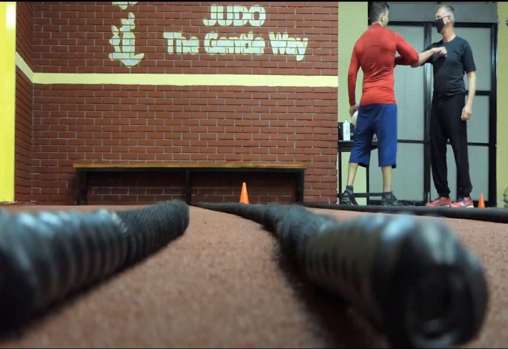 Θεσ/νίκη: Αυτή είναι η ομάδα τζούντο της ΕΛ.ΑΣ. (VIDEO)