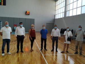 Ιωάννινα: Επιθεώρηση σε κλειστό και ΠΕΑΚΙ ο Μαυρωτάς