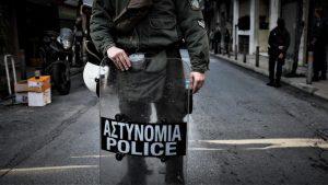 Αστυνομική επιχείρηση σε κτίριο της Ζαΐμη στα Εξάρχεια