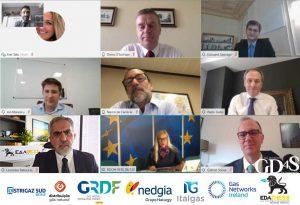 Η ΕΔΑ ΘΕΣΣ στη συνάντηση της GD4S με την Επίτροπο Kadri Simson