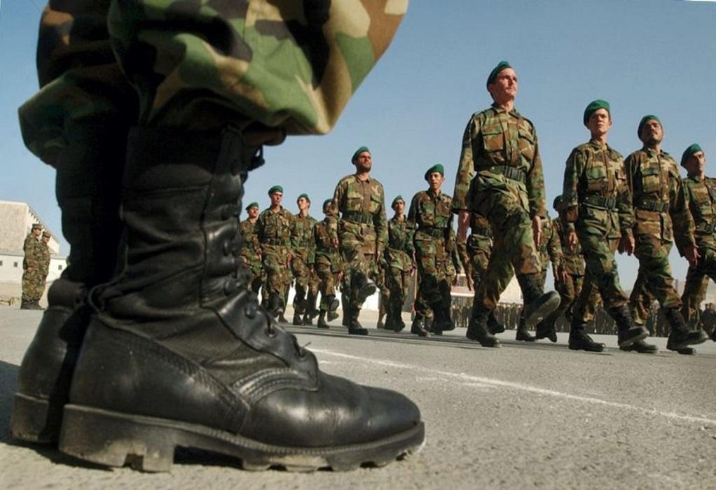 Προκήρυξη για 160 οπλίτες βραχείας ανακατάταξης Ειδικών Δυνάμεων